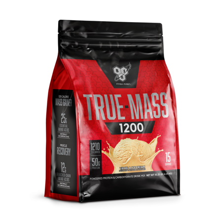 True Mass 1200 10Lbs Vanilla