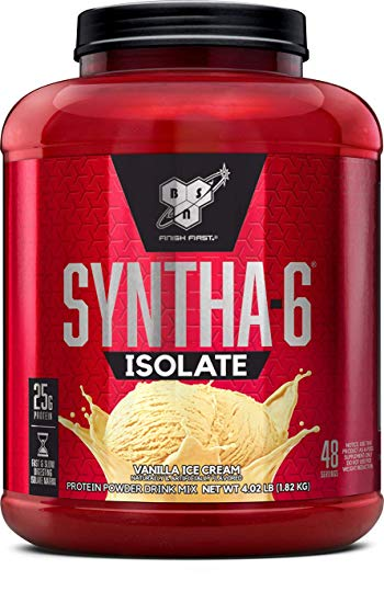 Syntha-6 Isolate 4Lbs Vanilla