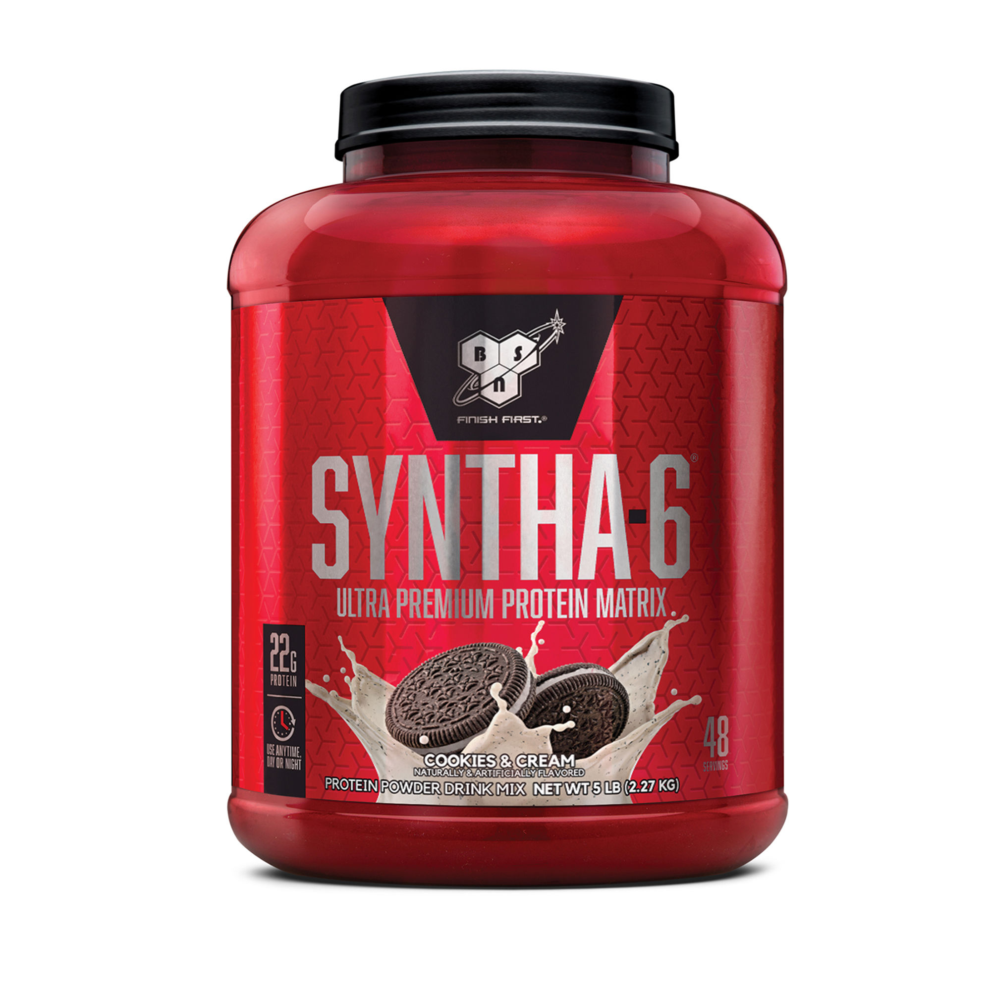 Syntha-6 5Lbs Cookies and Cream