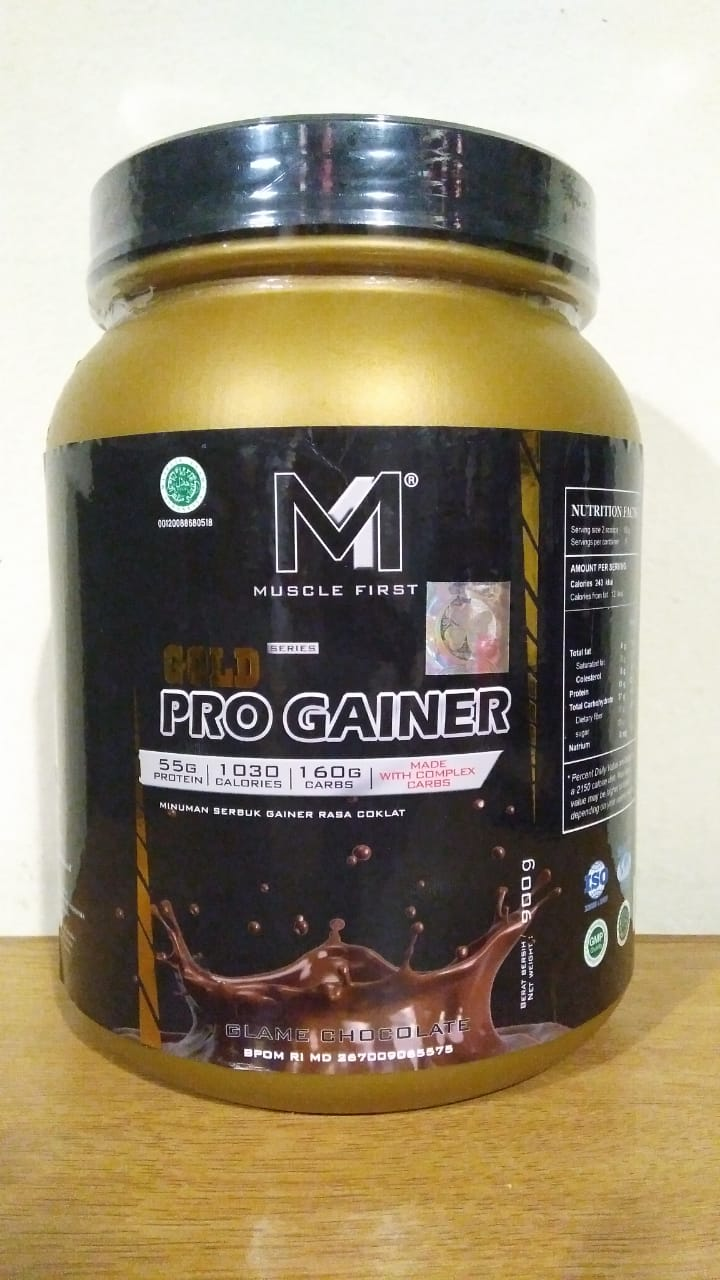 Pro Gainer 900Gr Glame Chocolate