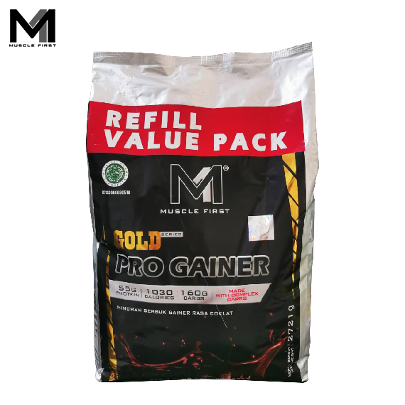 Pro Gainer 6Lbs Glame Chocolate ( Refill)