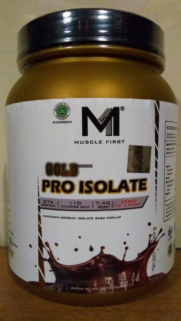Pro Isolate 900Gr Chocolate Soul