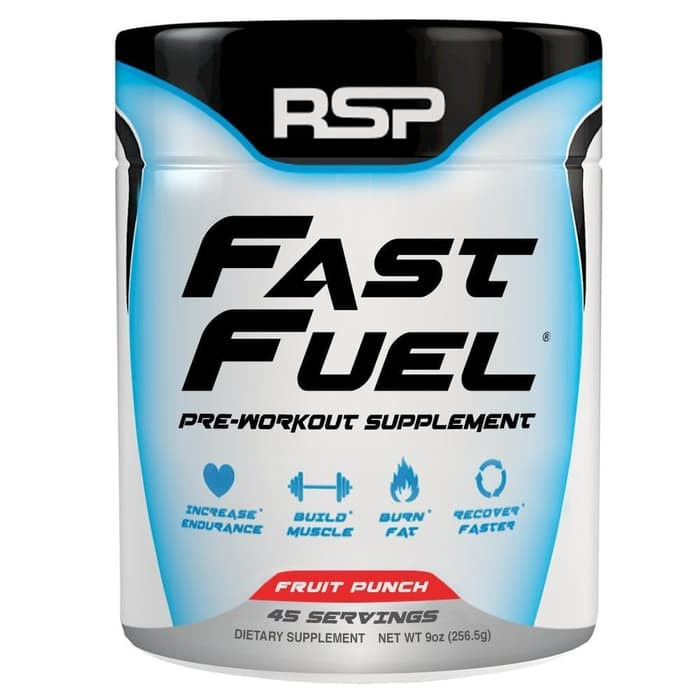 Fast Fuel 45 Serving