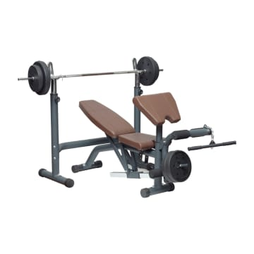 Weight Lifting Bench 45 Kg