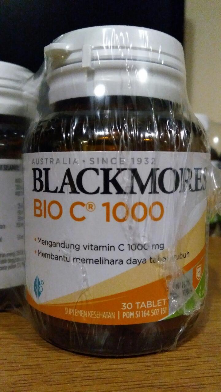 Bio C1000 mg 30 Tablet