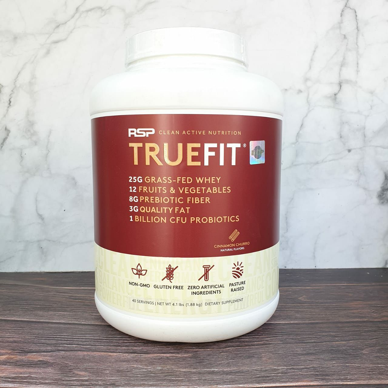 True Fit 4Lbs Cinnamon