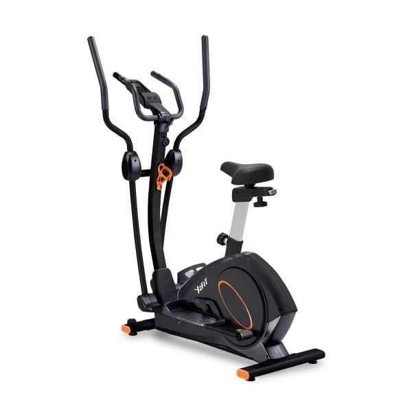 CX-9+ Ergocross with Chair Black Sepeda Statis