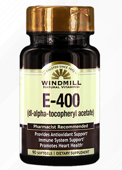 Vitamin E400IU 90 Softgels