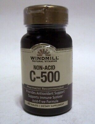 Vitamin C 500mg 60 Tablet