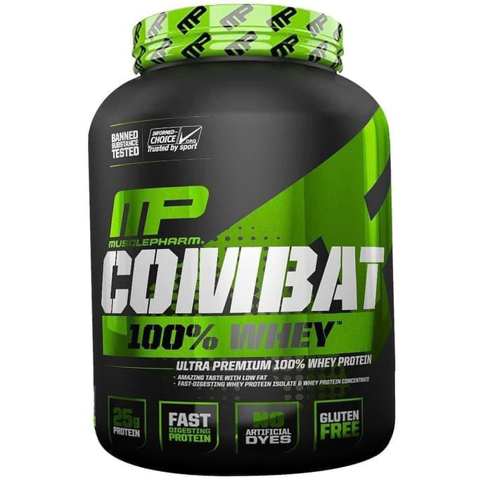 Combat 100% Whey Protein 5Lbs Cookies and Cream
