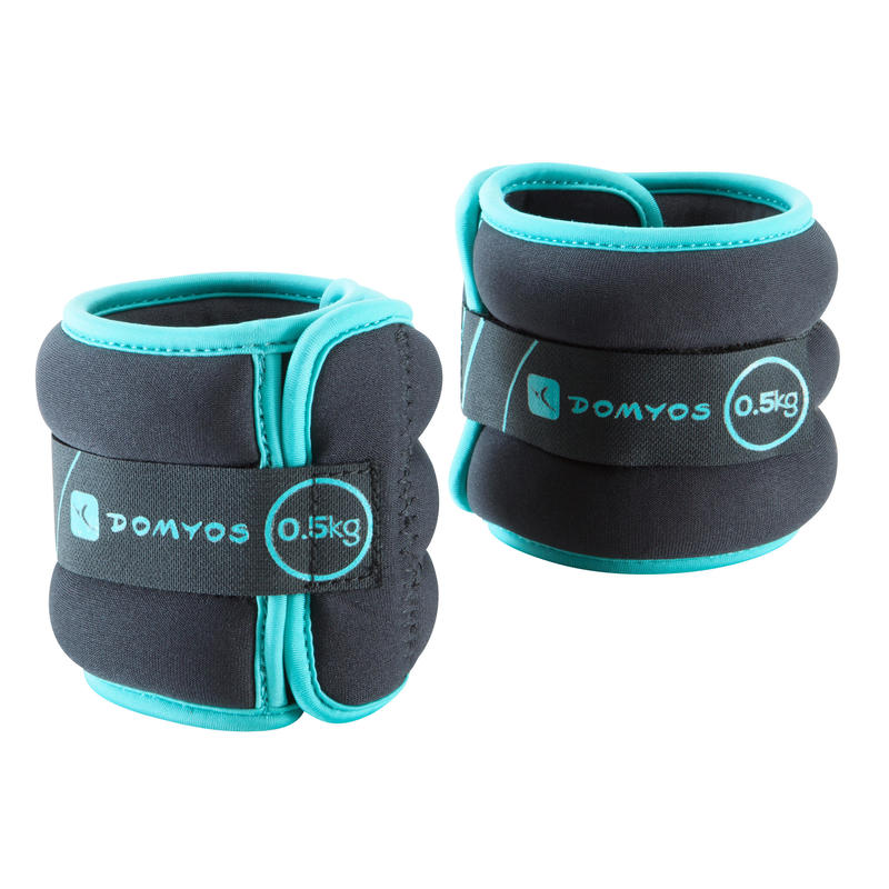 Tone Softbell Adjustable Wrist and Ankle Weight 0.5kg