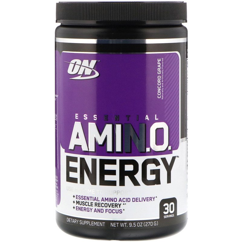 Amino Energy 270g Grape