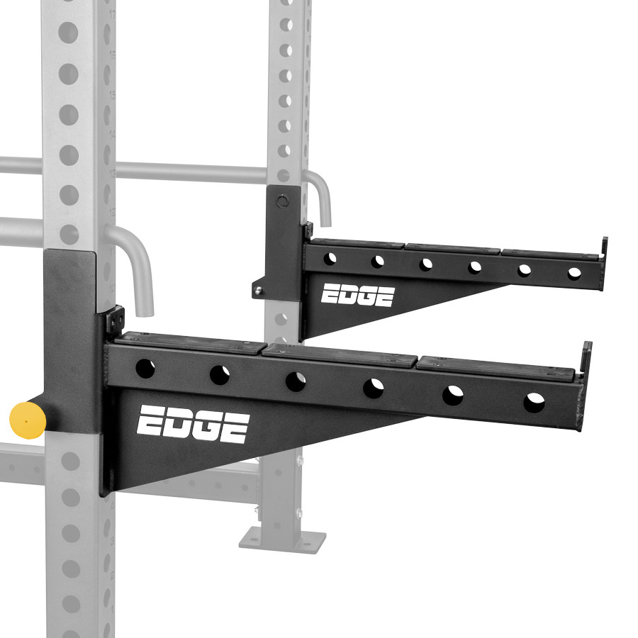 Power Rack Safety Spotter Arms Attachment (Pairs)