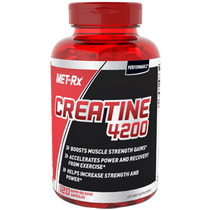 Hardcore Creatine Capsules 120 Caps