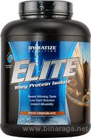 Elite Whey Protein 5 Lbs Rich Chocolate