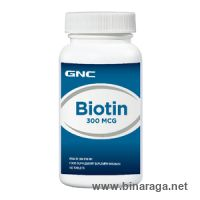 Biotin 300mcg 100 Tablet